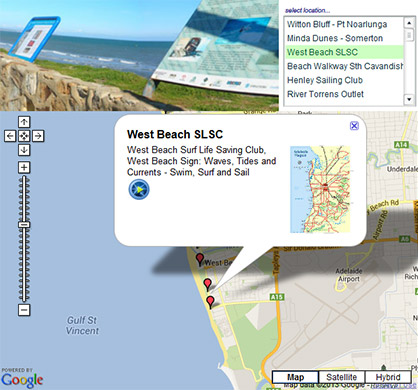 Marine Centre Virtual Tour