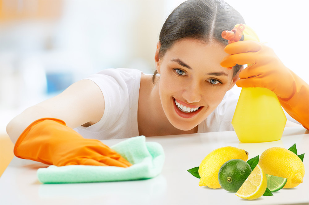 Cleaning Lemon Fresh