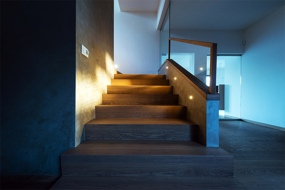 Lighting for Stairs