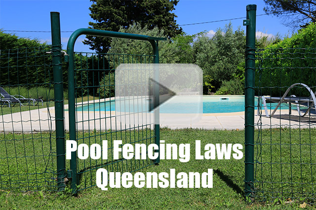 Pool Fencing Laws Queensland Video