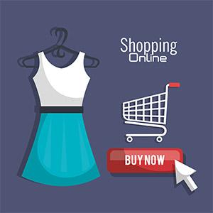 Shopping Cart Dress