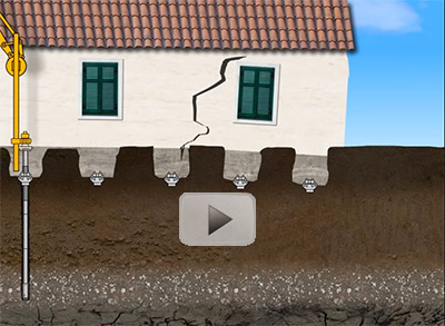 Underpinning Foundation Video
