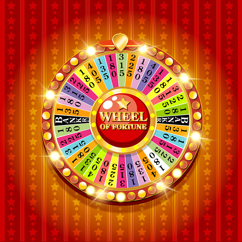 TV Wheel of Fortune