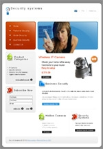 Security Systems site launched