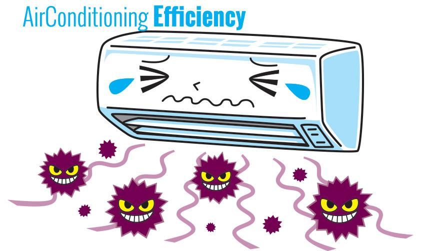Servicing your air-conditioner