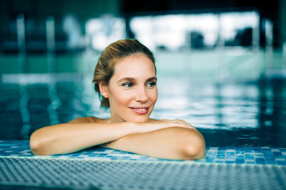 Swimming Pool Dreaming