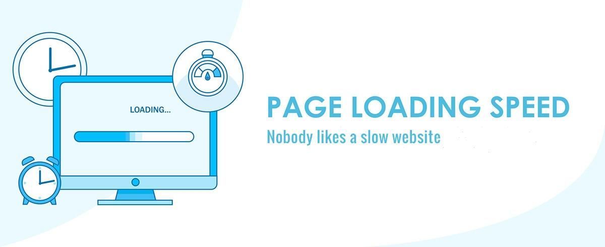 Site Speed is important for Google