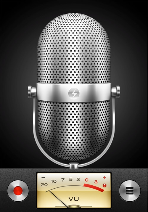 Creating audio for your site via your iPhone